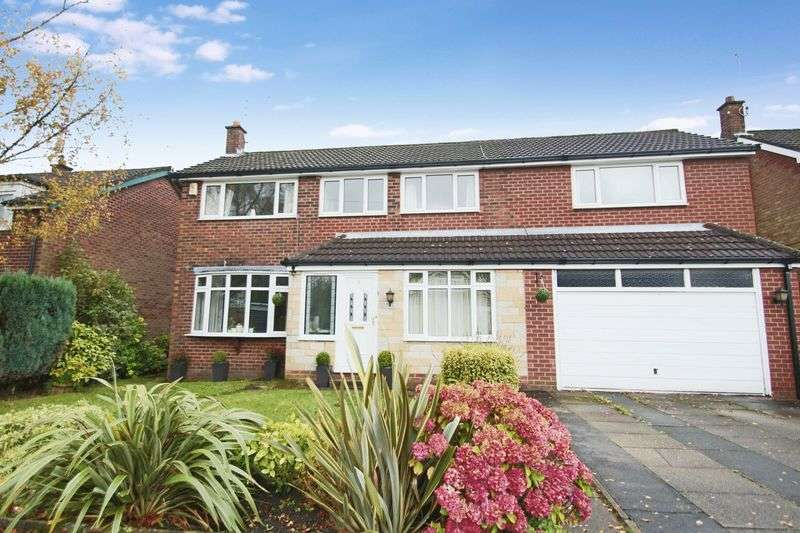 5 Bedrooms Property for sale in Camberley Drive, Bamford , Rochdale OL11 4AZ