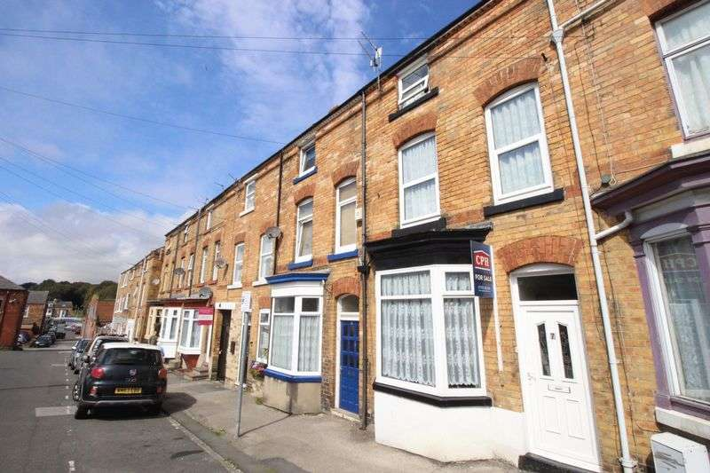3 Bedrooms Terraced House for sale in Melrose Street, Scarborough