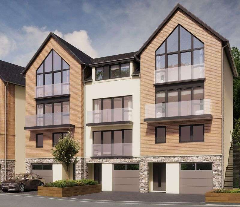 4 Bedrooms House for sale in Brackenwood, Portishead