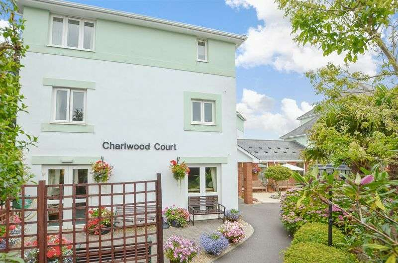1 Bedroom Retirement Property for sale in Chilcote Close, Torquay