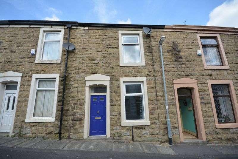 3 Bedrooms Terraced House for sale in Chapel Street, Rishton