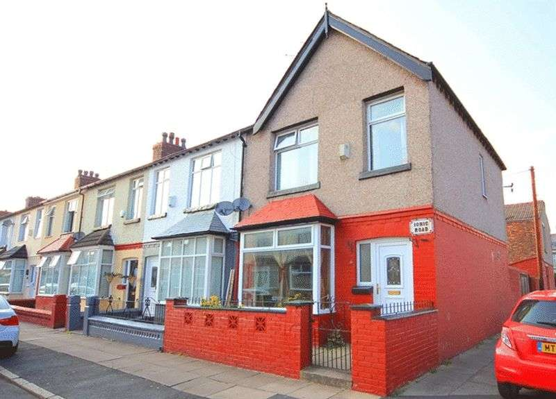 3 Bedrooms Terraced House for sale in Ionic Road, Old Swan, Liverpool, L13