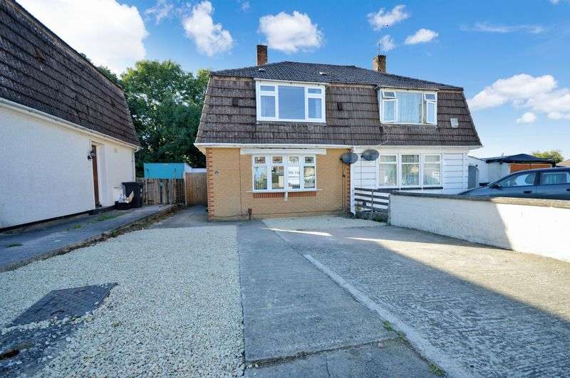 2 Bedrooms Semi Detached House for sale in Riverland Drive, Bristol