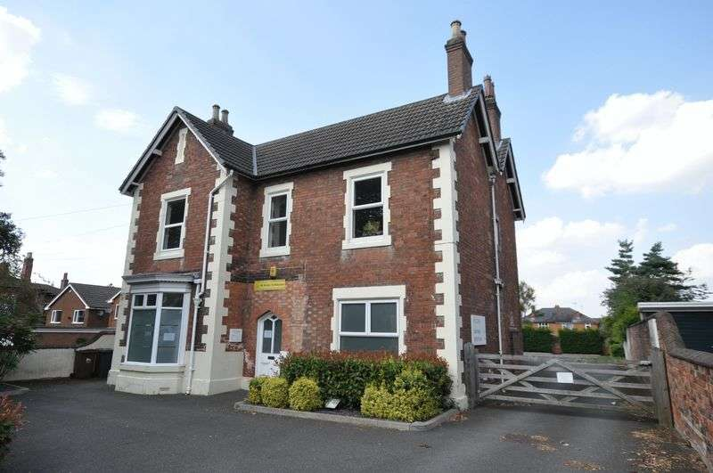 5 Bedrooms Detached House for sale in Ashby Road, Burton-On-Trent