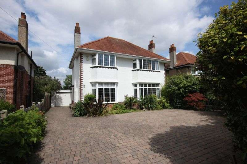 5 Bedrooms Detached House for sale in Harewood Avenue, Boscombe East, Bournemouth