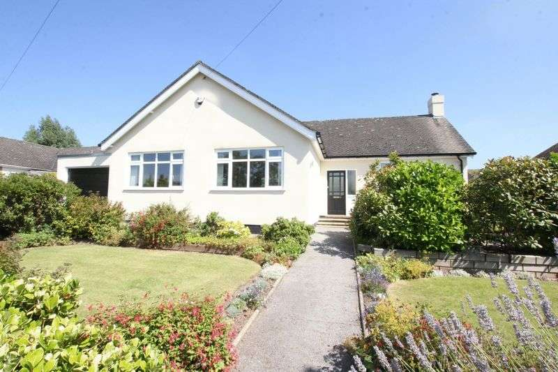 2 Bedrooms Detached Bungalow for sale in Ronaldsway, Heswall, Wirral