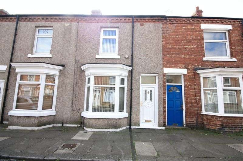 2 Bedrooms Terraced House for sale in Thirlmere Road, Darlington