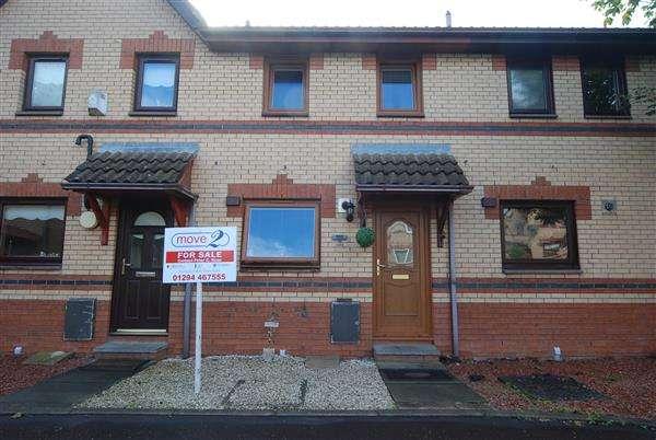 2 Bedrooms Terraced House for sale in Winstanley Wynd, Kilwinning