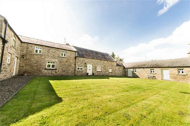 5 Bedrooms Detached House for sale in Mosswood SOLD SUBJECT TO CONTRACT, Allensford, Northumberland
