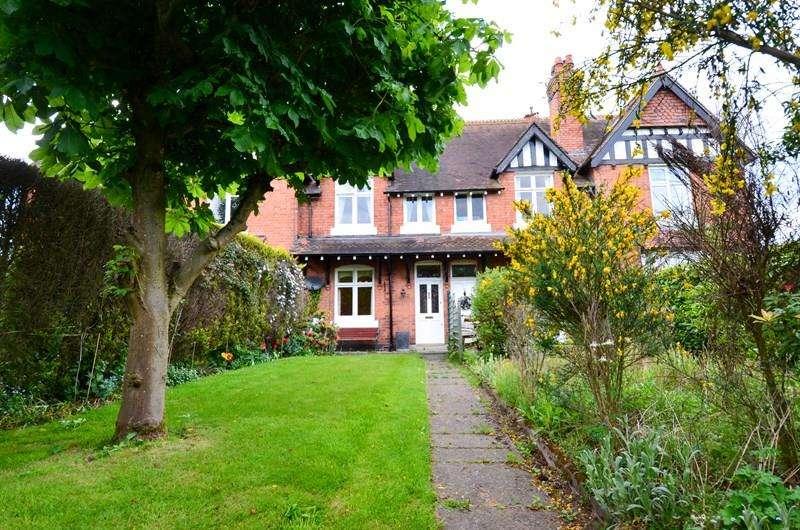 2 Bedrooms Terraced House for sale in Alcester Road, Burcot, Bromsgrove