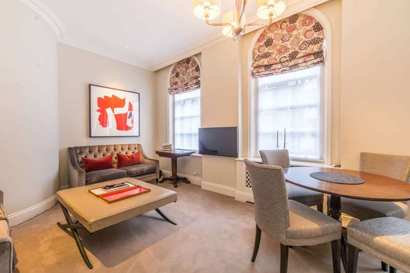 2 Bedrooms Flat for sale in Weymouth Street, Marylebone, W1W