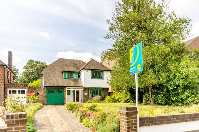 3 Bedrooms House for sale in Park Road, Beckenham, BR3