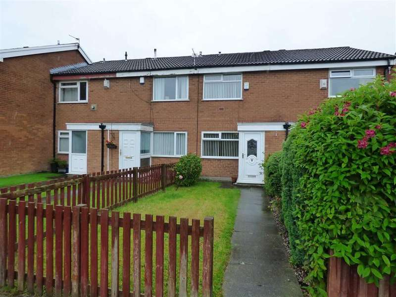 2 Bedrooms Property for sale in Muirfield Close, New Moston, Manchester, M40
