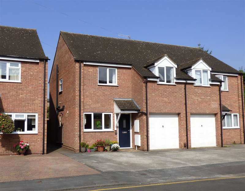 3 Bedrooms Property for sale in Holtom Street, Stratford-Upon-Avon