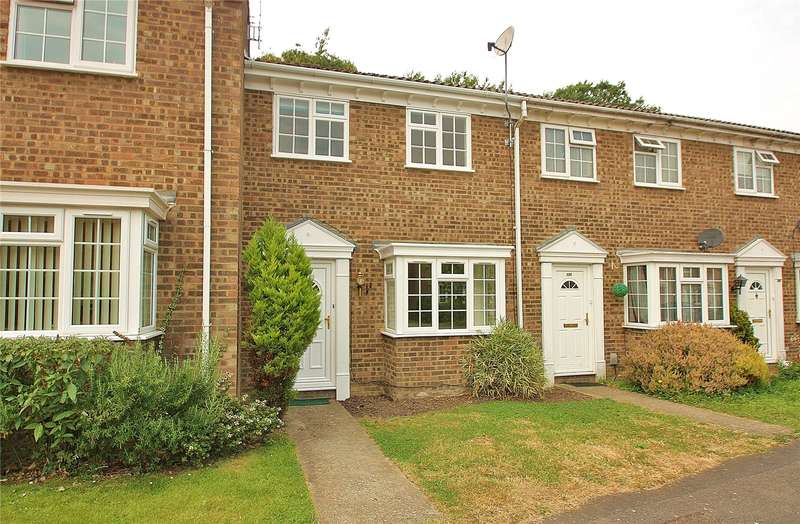 3 Bedrooms Terraced House for sale in Arethusa Way, Bisley, Woking, Surrey, GU24