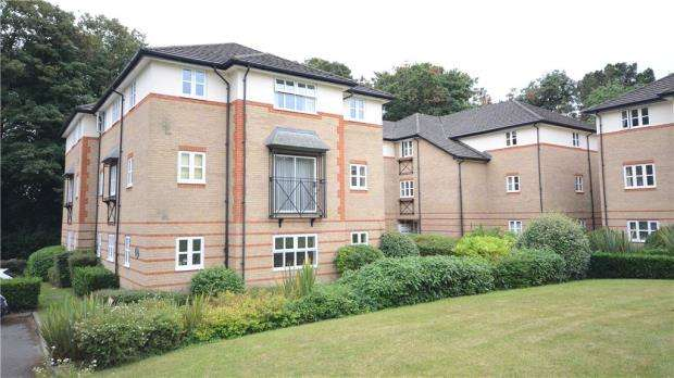 2 Bedrooms Apartment Flat for sale in Ash Court, Balmore Park, Reading