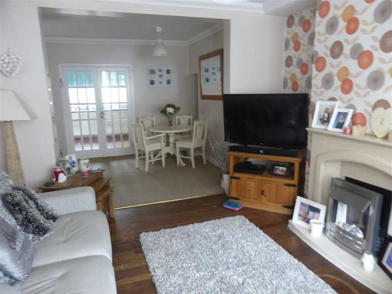 Semi Detached House for sale in 4 Crawford Road, Baglan, Port Talbot