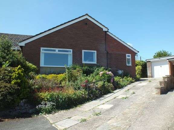 3 Bedrooms Semi Detached Bungalow for sale in Colyton