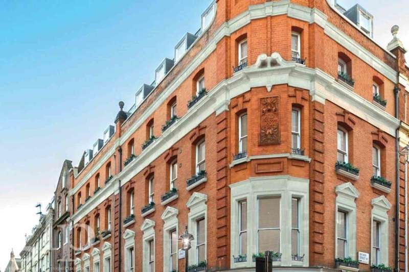 1 Bedroom Apartment Flat for sale in Rupert Street, Soho