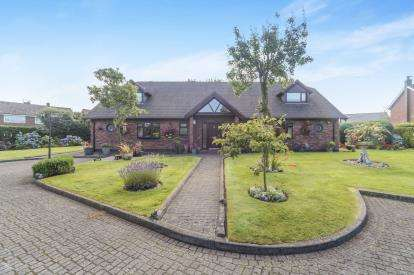 4 Bedrooms Detached House for sale in Goose Lane, Hatton, Warrington, Cheshire