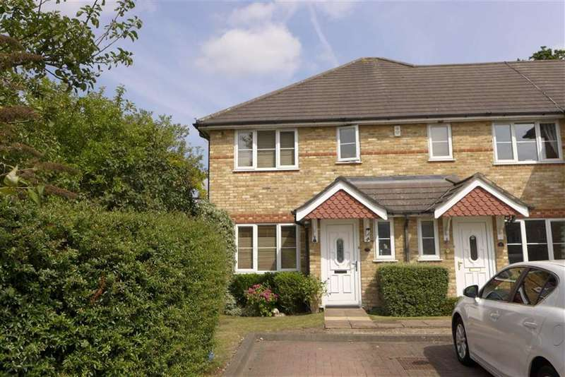 3 Bedrooms Property for sale in Three Meadows Mews, Harrow, Middlesex