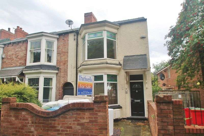 1 Bedroom Flat for sale in Burlam Road, Linthorpe