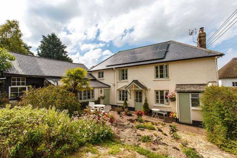 4 Bedrooms Detached House for sale in Frost, Morchard Bishop