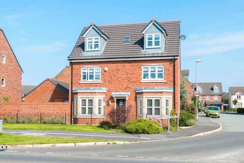 5 Bedrooms Detached House for sale in Buckshaw Avenue, Buckshaw Village