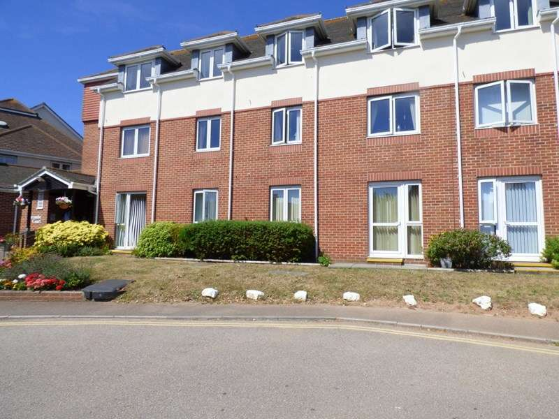2 Bedrooms Retirement Property for sale in Orcombe Court, Exmouth, EX8 2ET