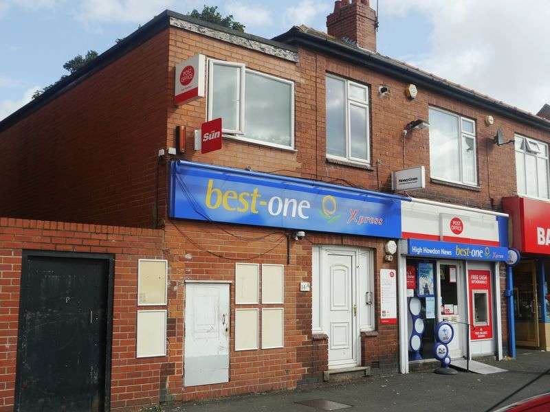 Property for sale in Best One & Post Office, 14/14a Tynemouth Road, High Howden