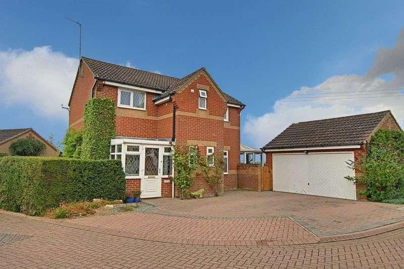 3 Bedrooms Detached House for sale in Cheyne Garth, Hornsea