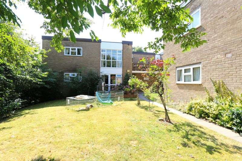 2 Bedrooms Flat for sale in Halls Court, Stoney Stanton