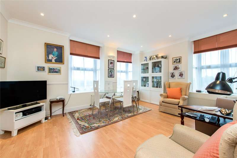 2 Bedrooms Flat for sale in Stanmore Towers, Church Road, Stanmore, HA7