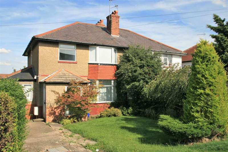 3 Bedrooms Semi Detached House for sale in 88 Kingsley Road, in the Bilton Beck countryside, Harrogate HG1 4RD
