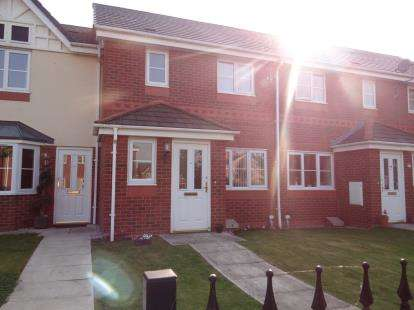 3 Bedrooms Terraced House for sale in Regency Square, Warrington, Cheshire