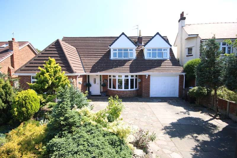 4 Bedrooms Detached House for sale in Hartley Crescent, Birkdale, Southport