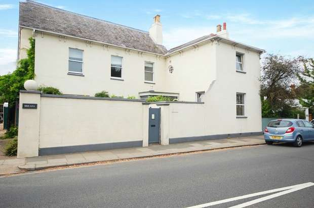 6 Bedrooms Detached House for sale in High Street, Hampton