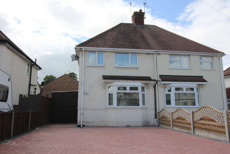 2 Bedrooms Semi Detached House for sale in Bilford Road, Worcester, Worcester, WR3