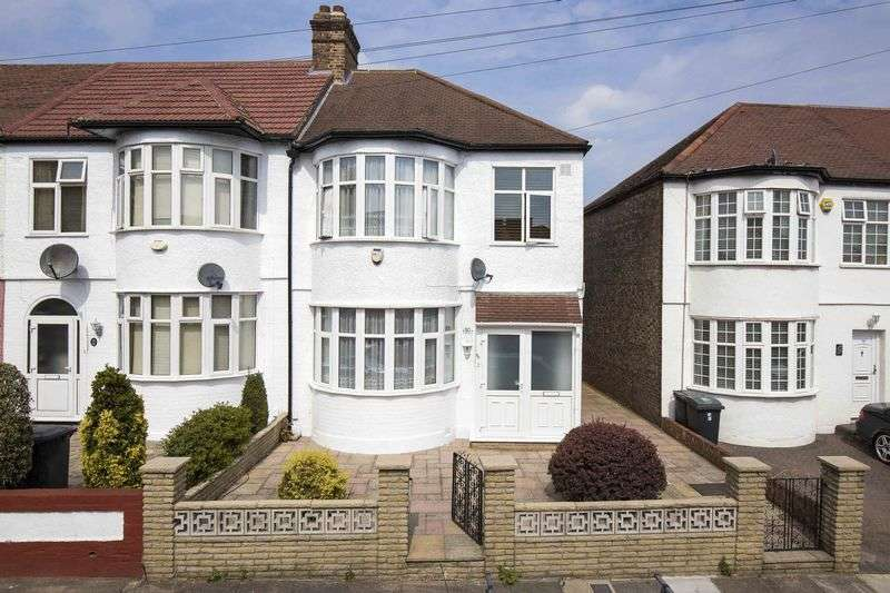 3 Bedrooms Terraced House for sale in Palmers Green Borders