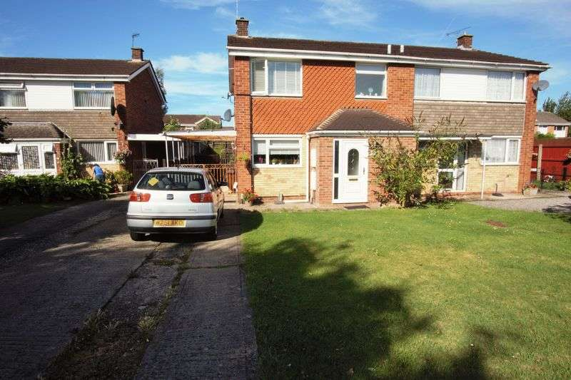 3 Bedrooms Semi Detached House for sale in Gilling Way, Covingham