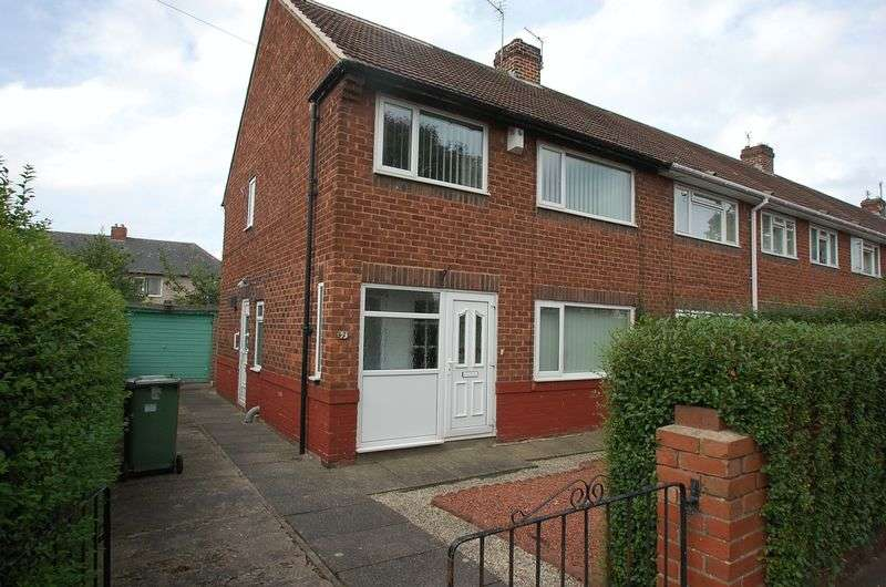 3 Bedrooms Terraced House for sale in Thorntree Road, Thornaby, Stockton-On-Tees