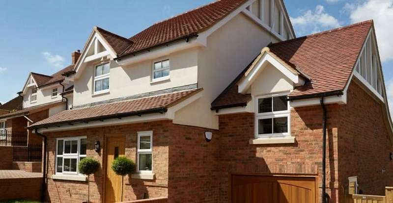 5 Bedrooms Detached House for sale in Buckingham House (Plot 1), The Sidings, Buckingham, Buckinghamshire, MK18