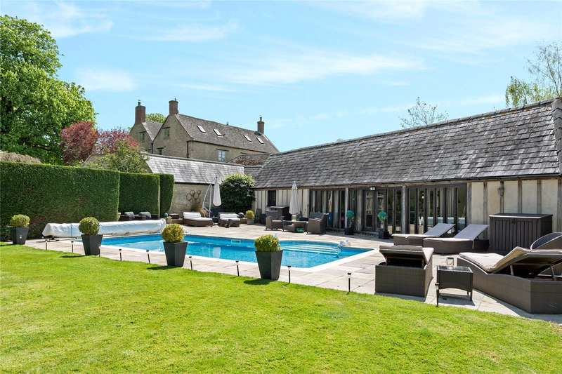 5 Bedrooms Barn Conversion Character Property for sale in Oddington, Kidlington, Oxfordshire, OX5