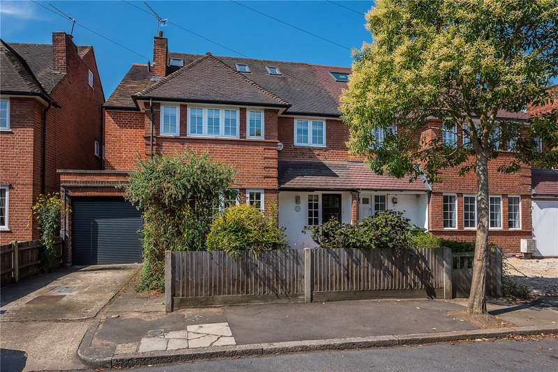 5 Bedrooms House for sale in Burdenshott Avenue, Richmond, TW10