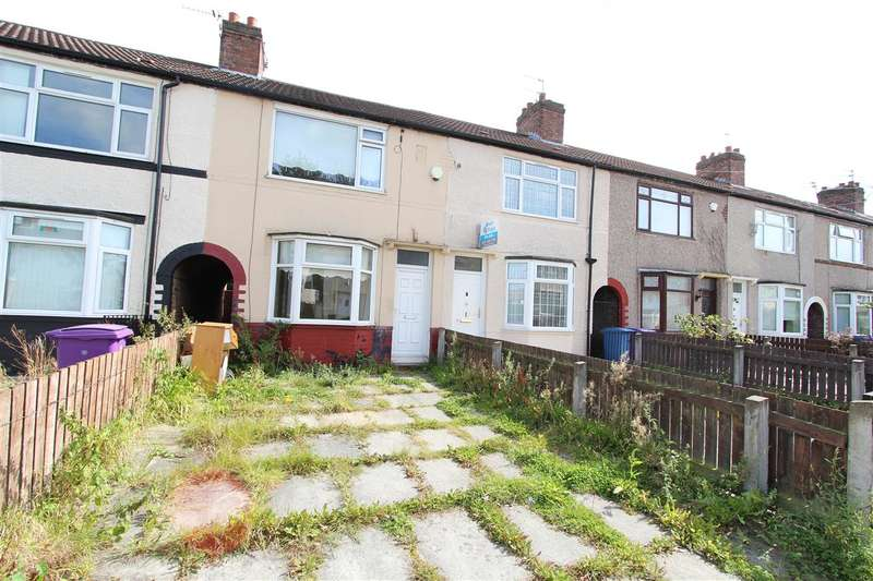 2 Bedrooms Town House for sale in Max Road, Dovecot, Liverpool