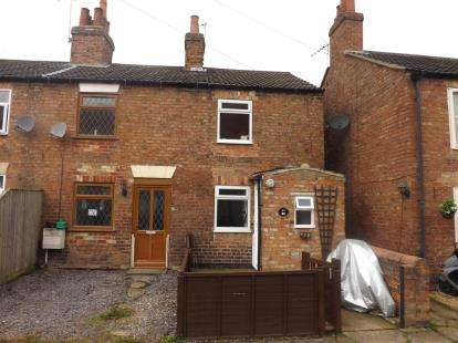 2 Bedrooms End Of Terrace House for sale in Riverhead, Louth, Lincolnshire