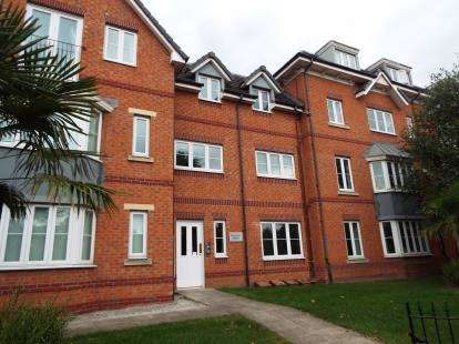 1 Bedroom Flat for sale in Regency Point, Radcliffe Road, Nottingham, Nottinghamshire