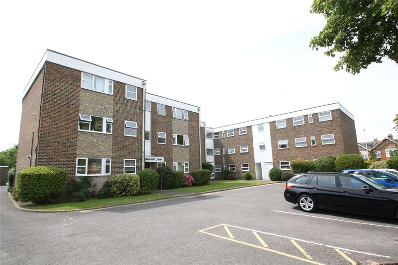1 Bedroom Apartment Flat for sale in Wadhurst Court, Downview Road, West Worthing, BN11