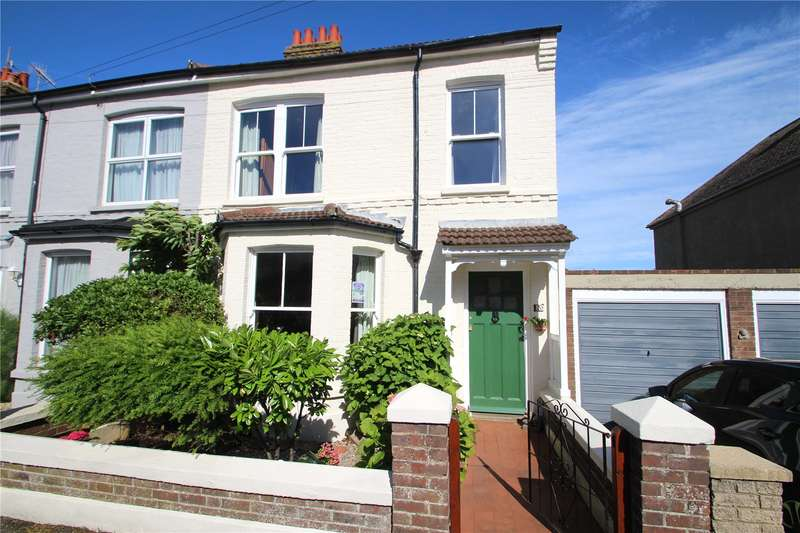 3 Bedrooms End Of Terrace House for sale in Cecil Road, Lancing, West Sussex, BN15