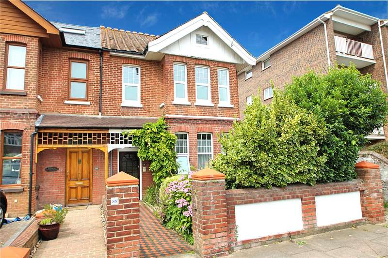 2 Bedrooms Apartment Flat for sale in Rowlands Road, Worthing, West Sussex, BN11